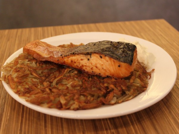 rosti-with-salmon-slab