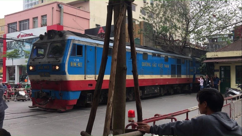 Catching the Hanoi Train 3