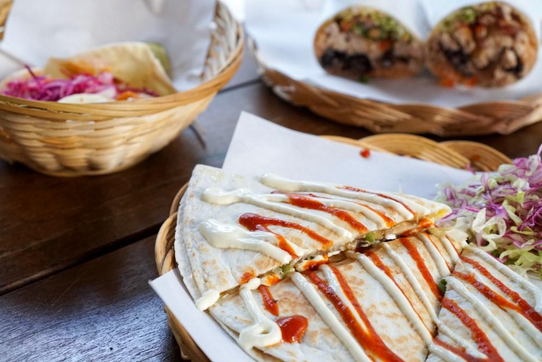 Papi_s Tacos_Quesadilla (Mushroom)