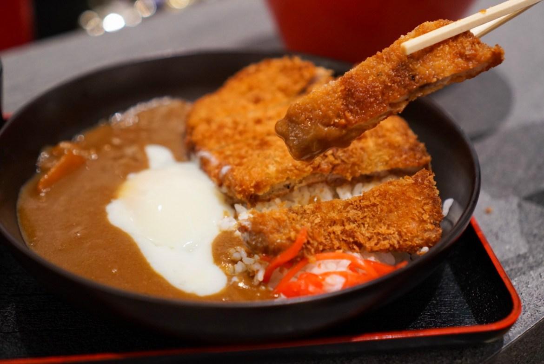 Gaijin_Tonkotsu Curry Don