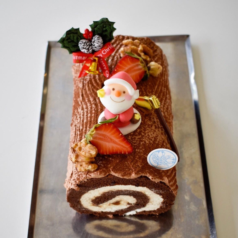 Flor Patisserie_Chocolate Butterscotch Roll