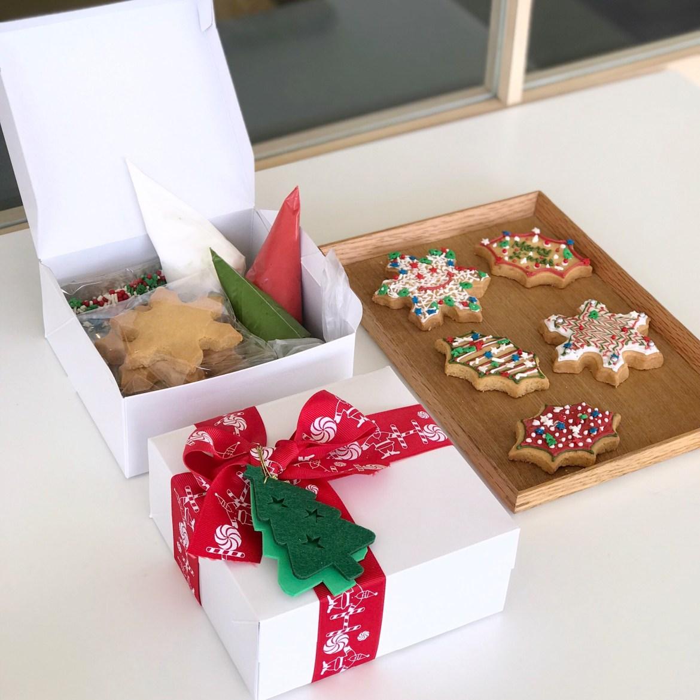 Flor Patisserie_DIY Christmas Cookie Set