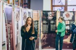 Odprtje razstave na OŠ Ivana Cankarja Vrhnika