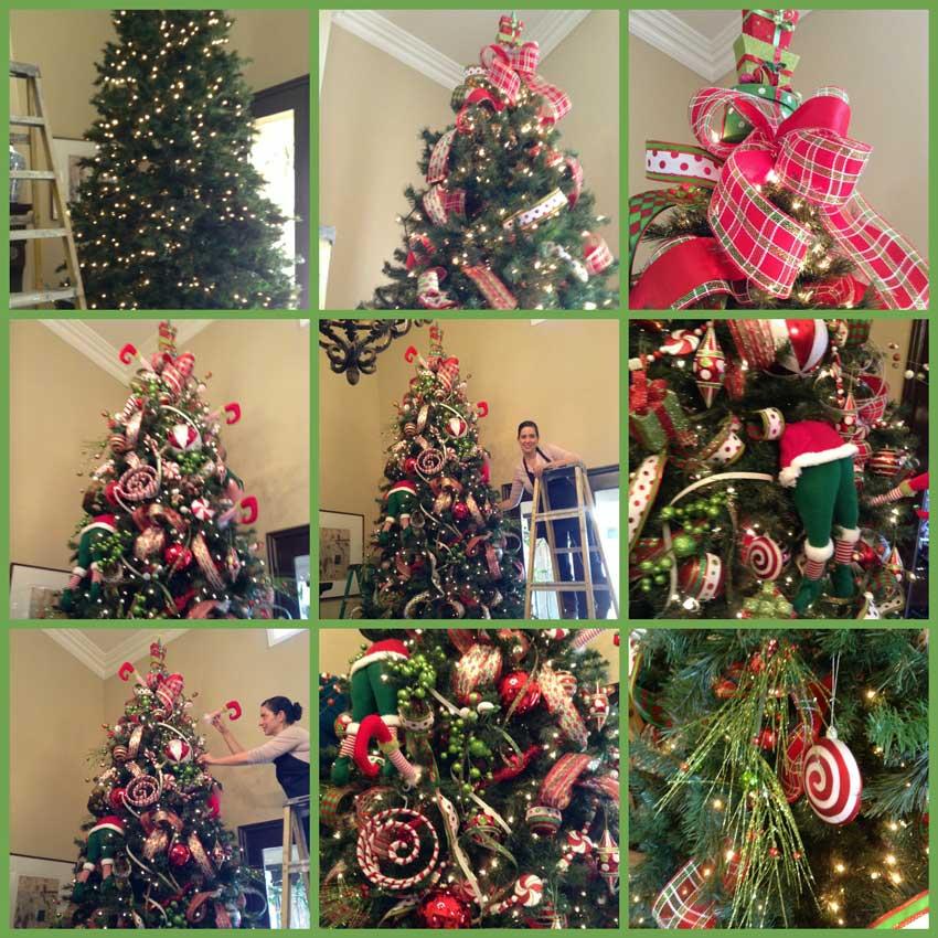 Ideas para decorar el rbol de navidad  el rbol de los