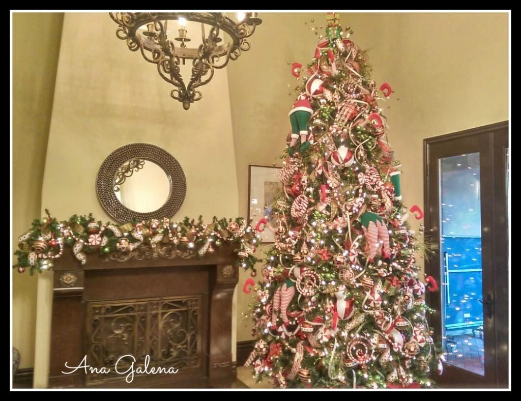 Como decorar el rbol de navidad paso por paso  Ana Galena