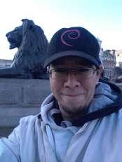 Me at Trafalgar