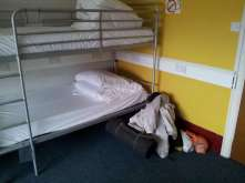 Bed in Rock&Bowls hostel, Bristol