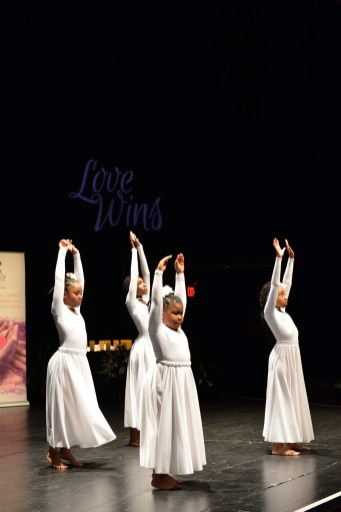"""Artists Collective Dance Ensemble dancing to """"So Come"""" by Israel Houghton"""
