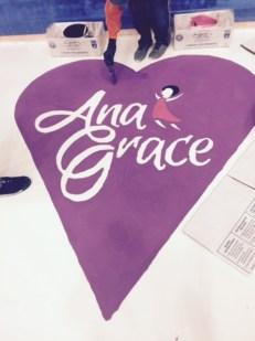Ana Grace Heart Logo