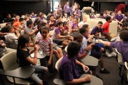 Children at Love Wins Presentation