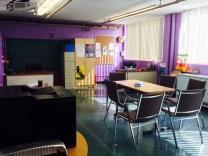 Purple Classroom