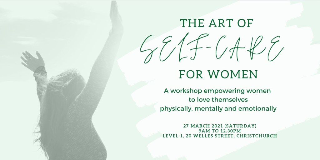 The Art of Self Care Workshop