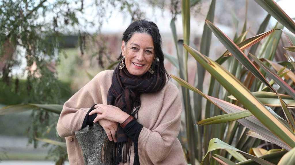 Anah Aikman (Ngāti Maniapoto, Ngāti Wairere) won the Returning the Learning Award at the South Canterbury Health Care Awards