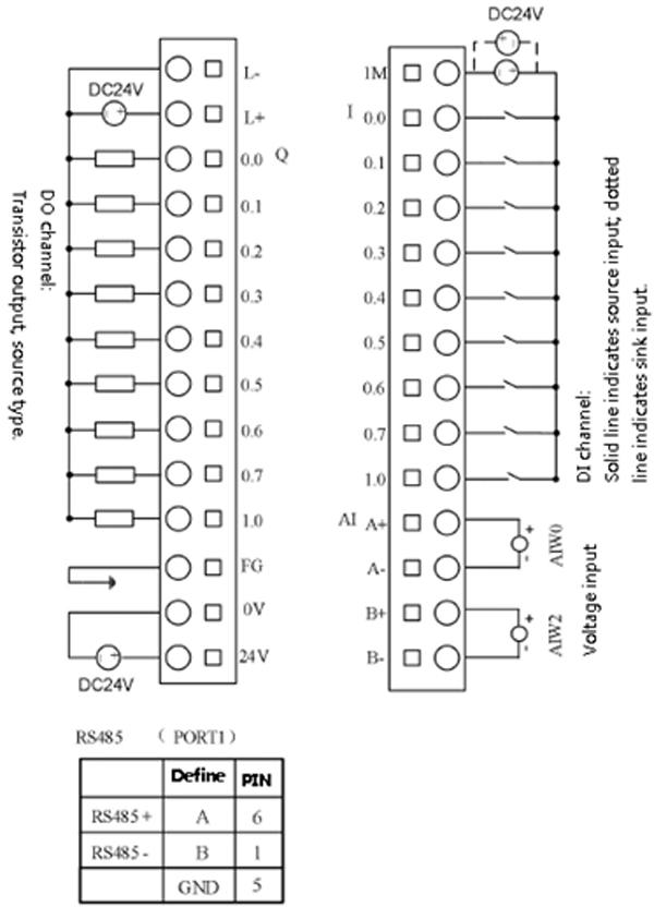 wiring diagram usb to rj45
