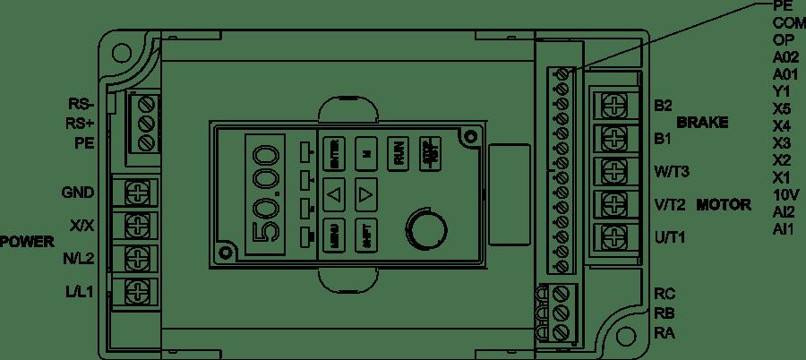 Wiring Diagram Dimensions