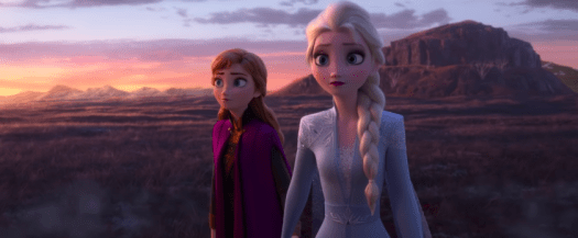Frozen 2 Anna and Elsa