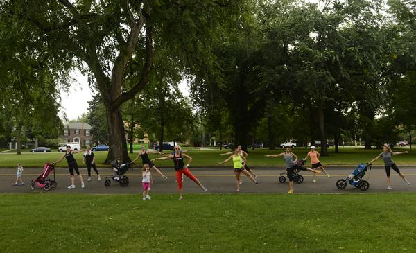 The City of Denver is looking at adding new fees for groups using the parks for business
