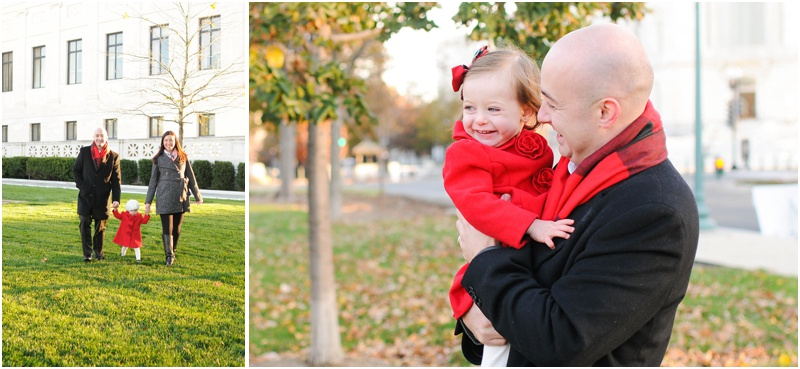 Capitol Hill Family Portrait