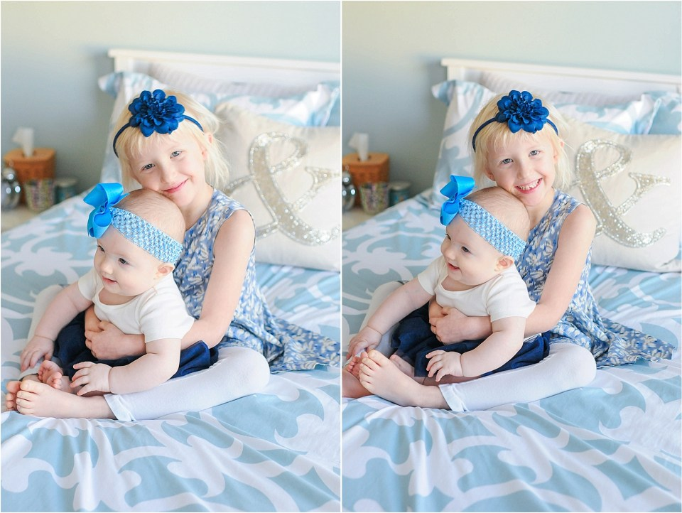 Family portraits at home in Maryland | Ana Isabel Photography