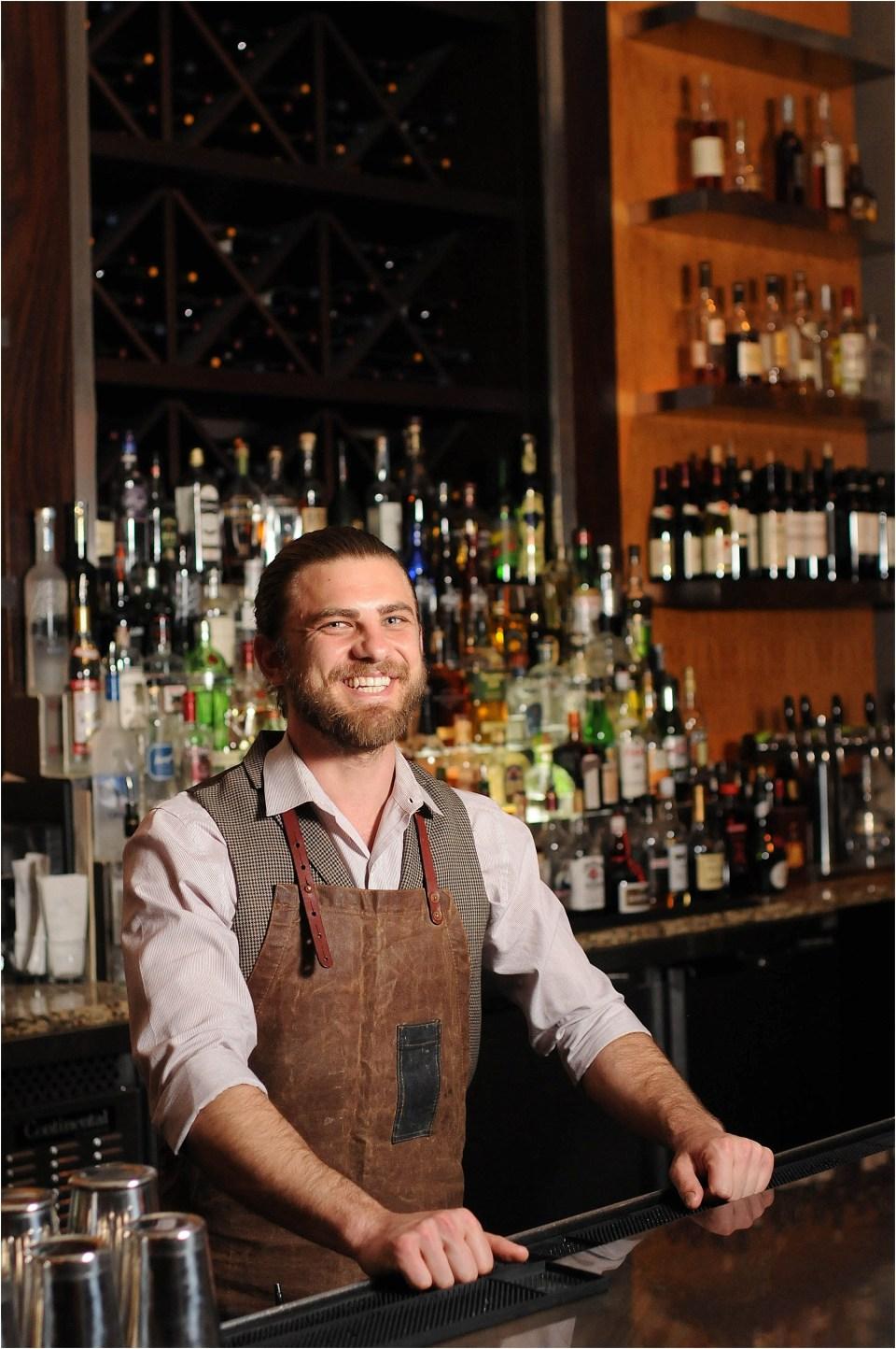 Poste in Hotel Monaco Bartender Justin Hampton1