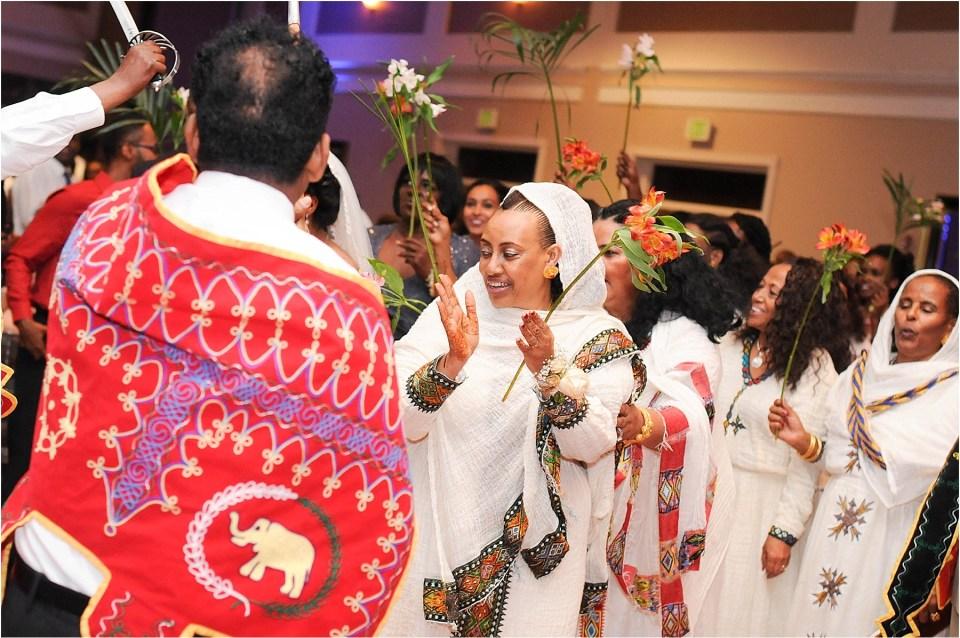 Eritrian Wedding at Ten Oaks Ballroom | Ana Isabel Photography126