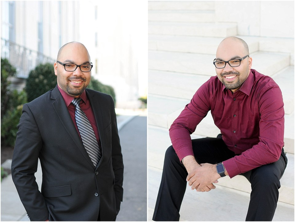 Corporate Headshots for IT Specialists in Washington DC | Ana Isabel Photography 2