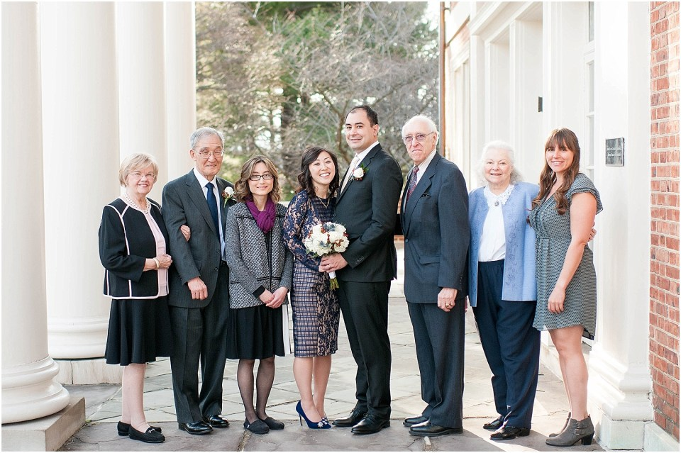 Small intimate wedding at Mansion at Strathmore | Ana Isabel Photography 31