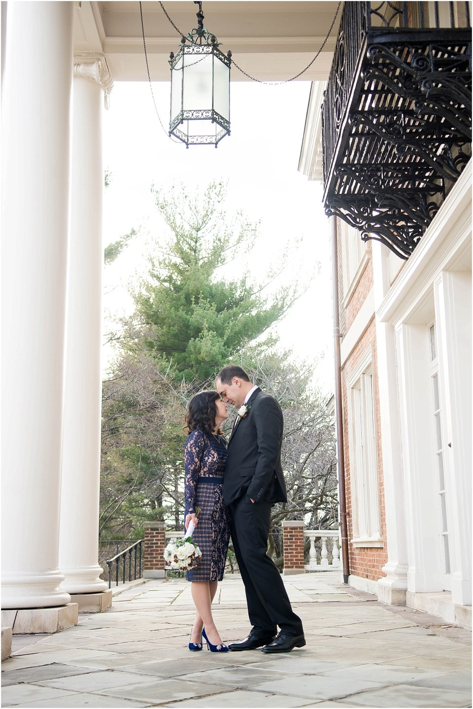 Small intimate wedding at Mansion at Strathmore | Ana Isabel Photography 36