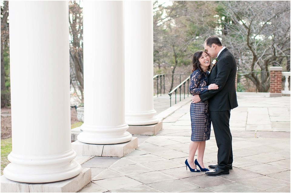 Small intimate wedding at Mansion at Strathmore | Ana Isabel Photography 38
