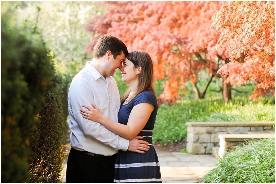 Brookside Gardens engagement session | Washington DC engagement photographer | Ana Isabel Photography 14