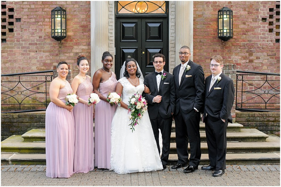 Newton White Mansion Wedding | Ana Isabel Photography 54
