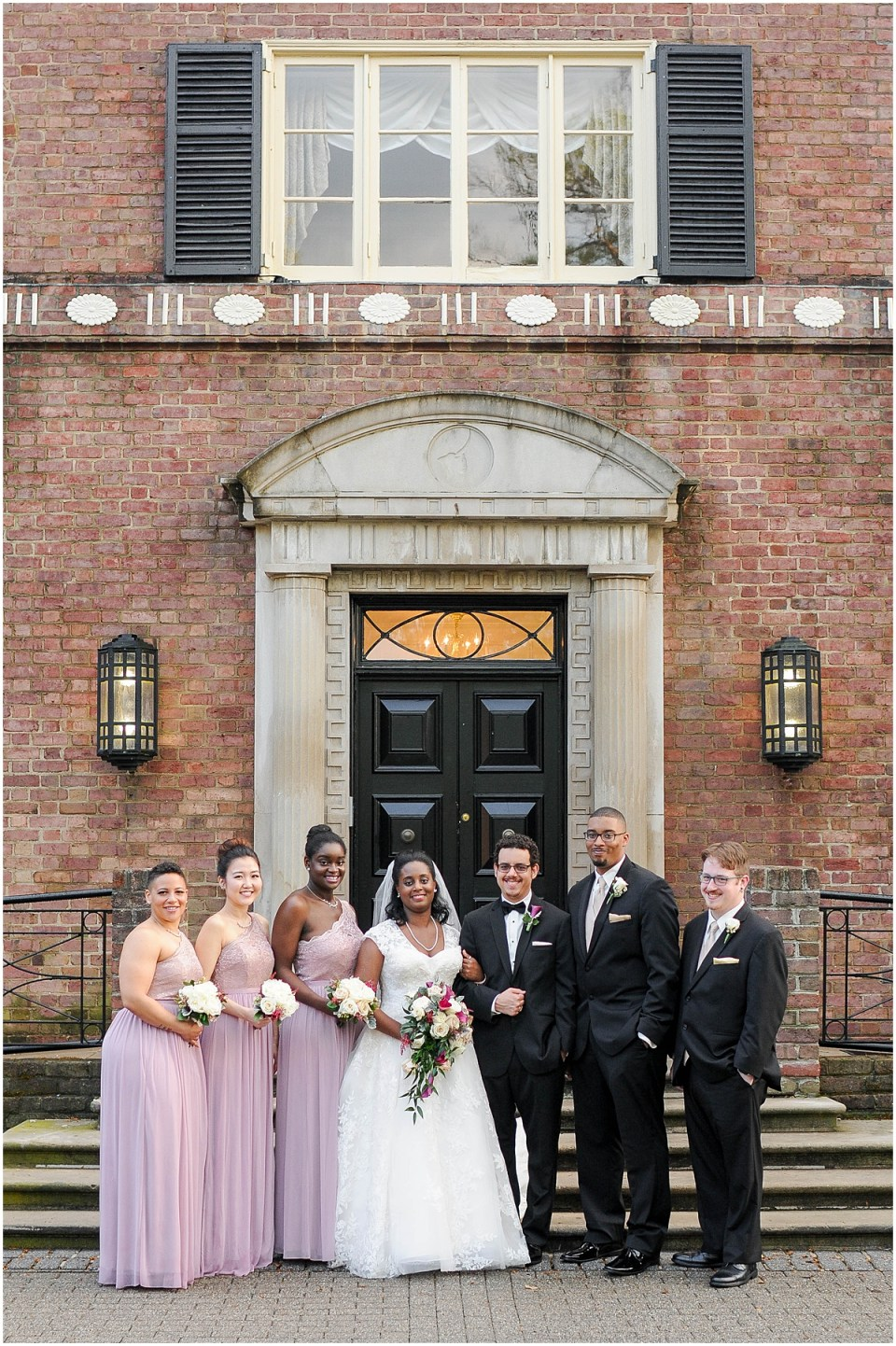 Newton White Mansion Wedding | Ana Isabel Photography 55