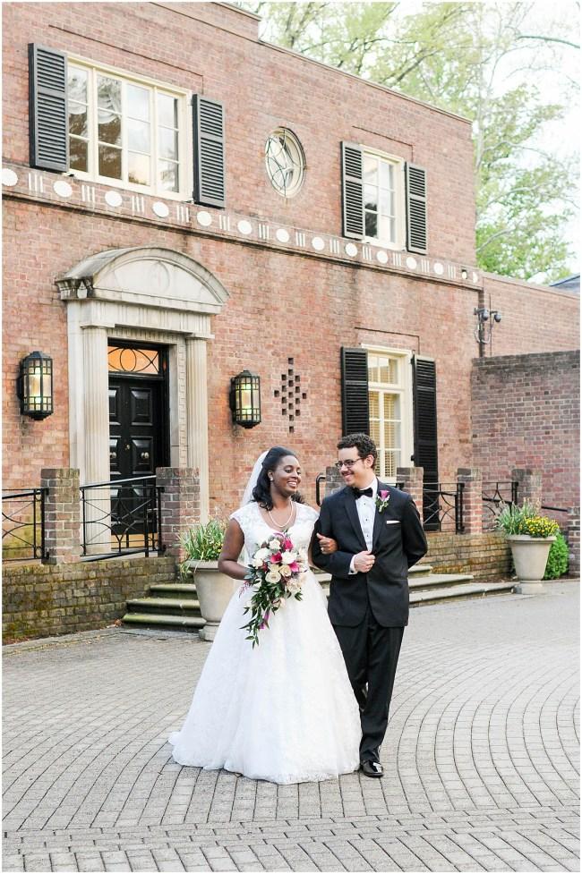 Newton White Mansion Wedding | Ana Isabel Photography 63