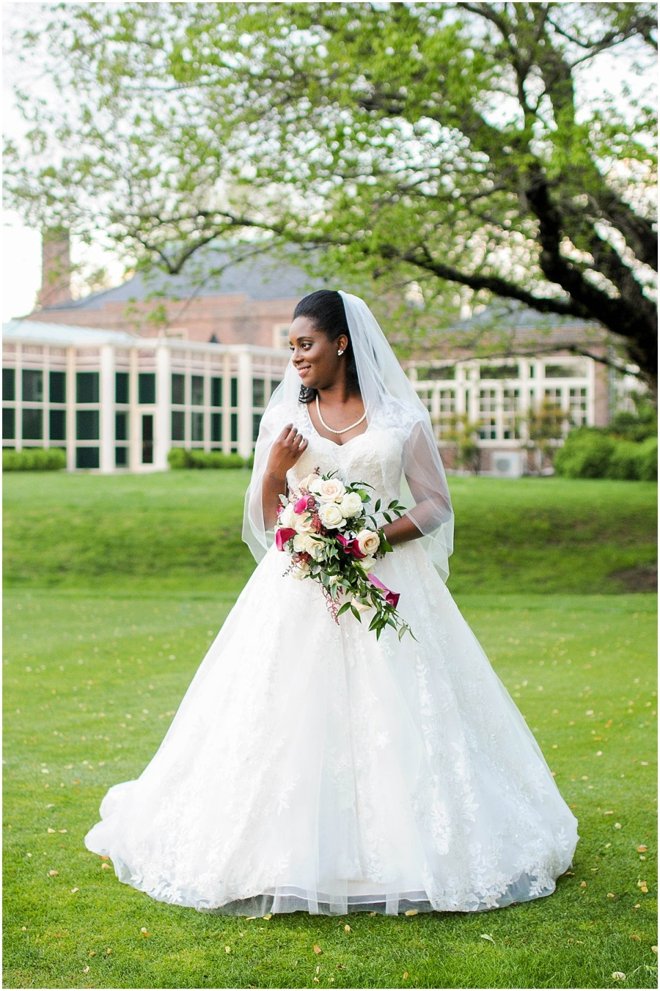 Newton White Mansion Wedding | Ana Isabel Photography 66