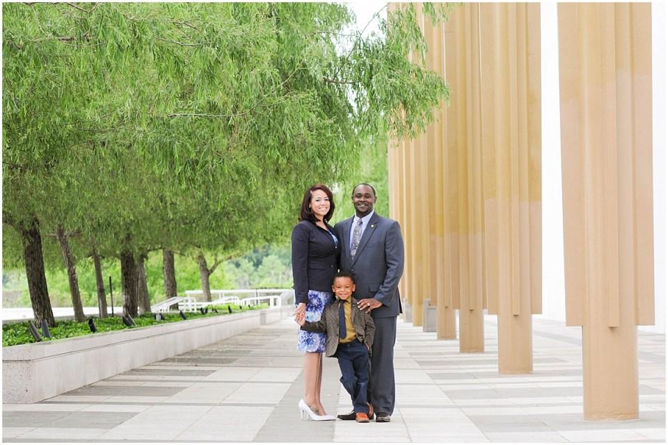 Washington DC family portrait at the Kennedy Center | Ana Isabel Photography 18