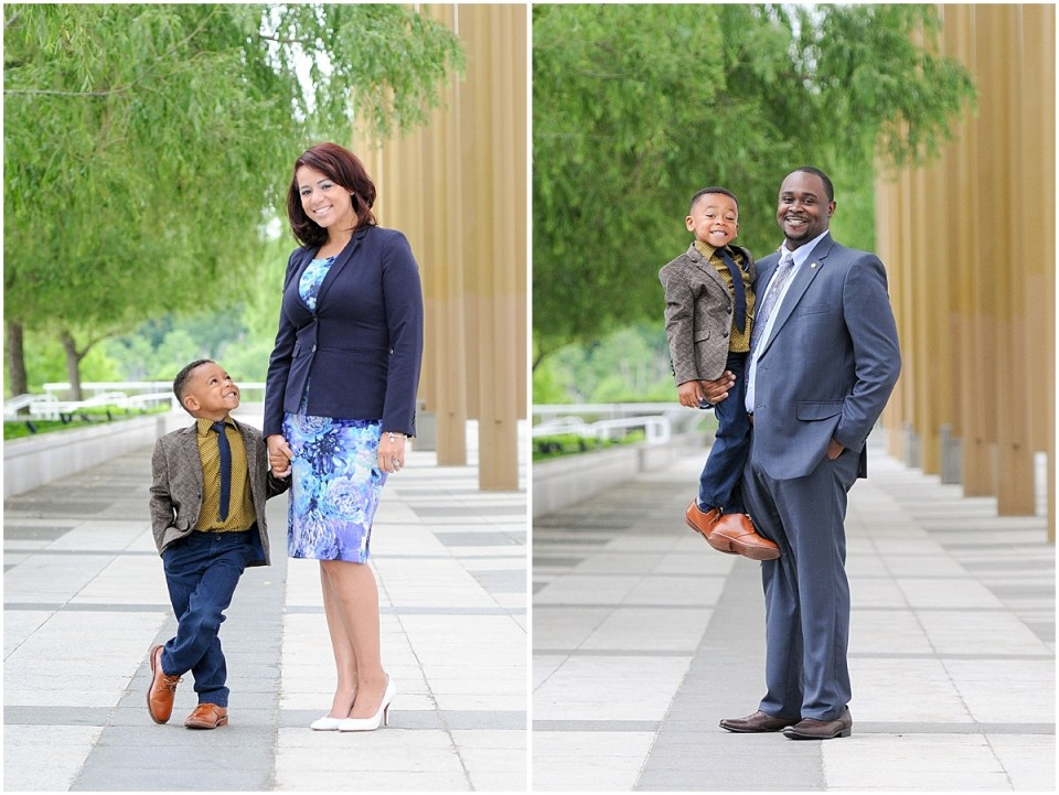 Washington DC family portrait at the Kennedy Center | Ana Isabel Photography 3
