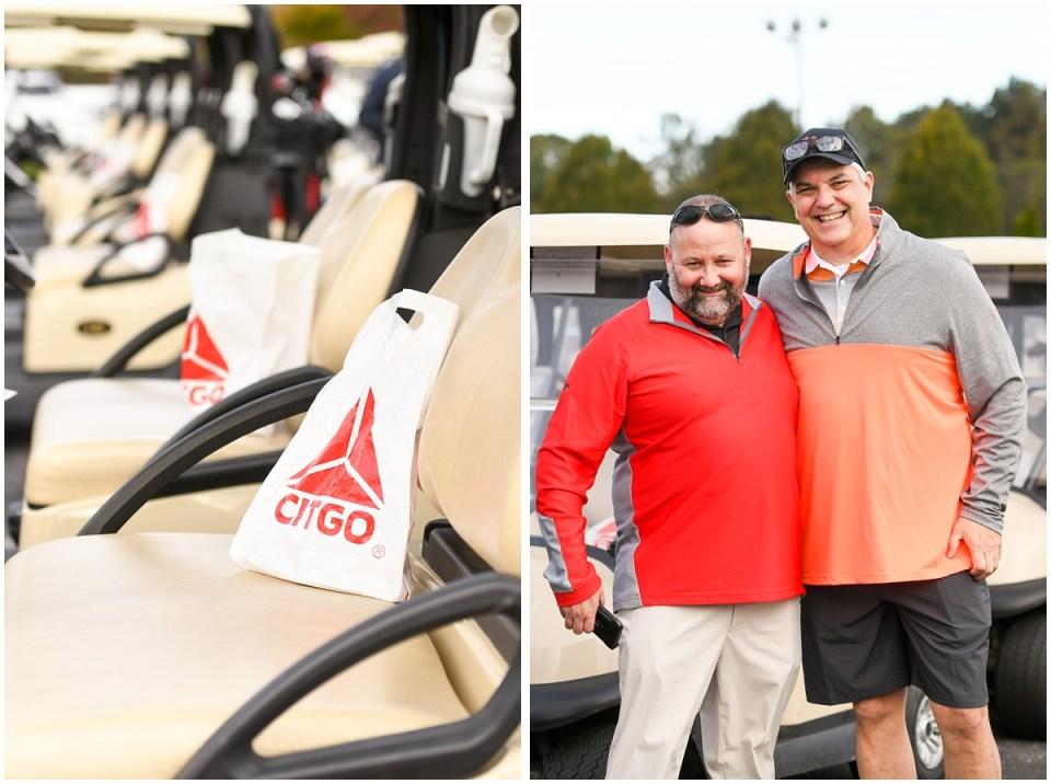Golf tournament at Turf Valley Golf Club