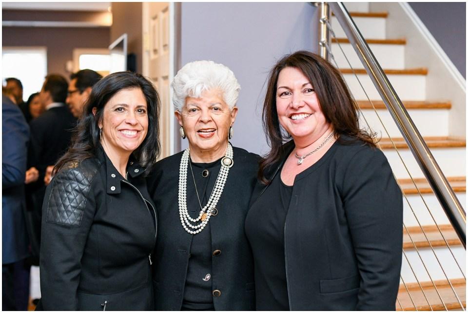 Catherine Pino, Ingrid Duran, Congresswoman Grace Napolitano