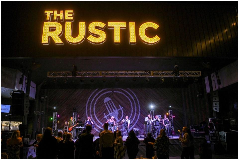 Memphis Train Revue performs at The Rustic in San Antonio