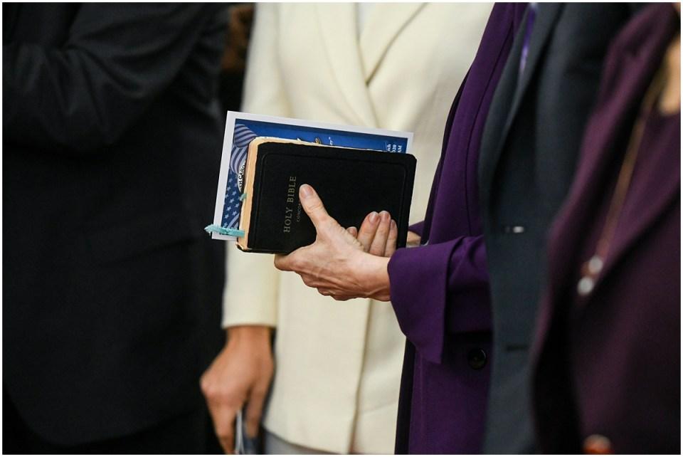 Senator Elizabeth Warren's presidential campaign photographer