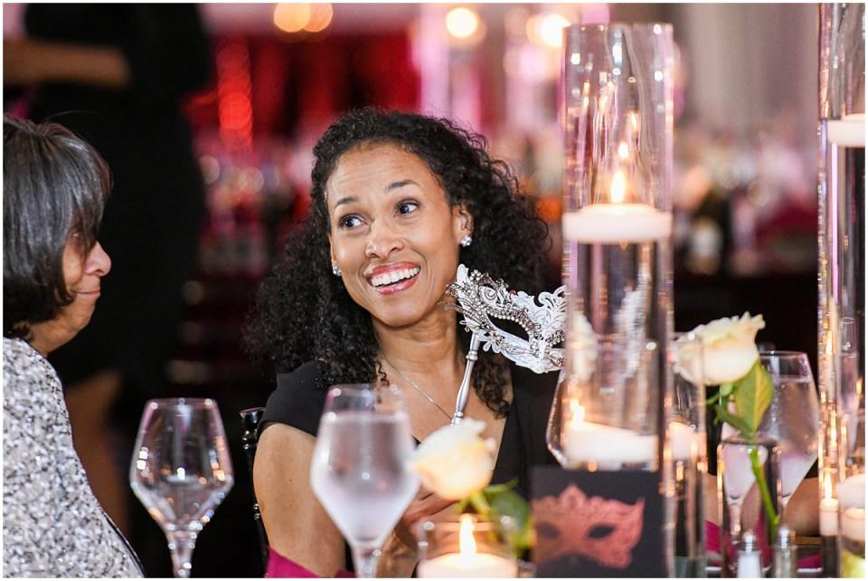 Washington DC female gala event photographer