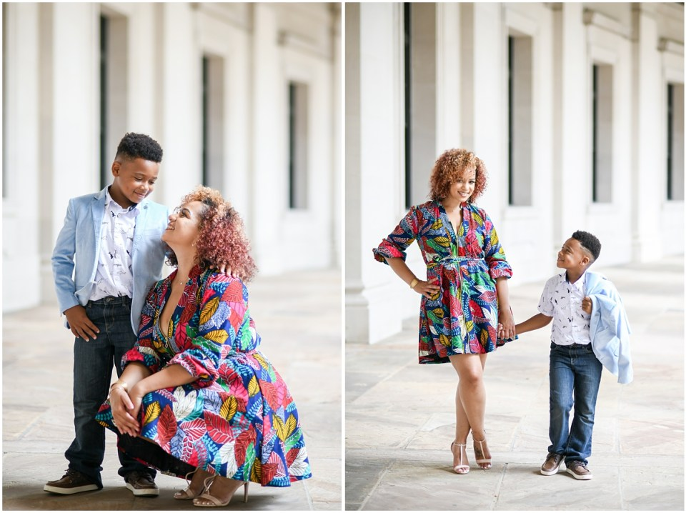 African American family photographer