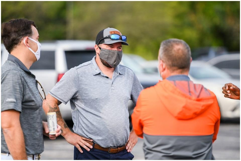 Golf tournament event photographer