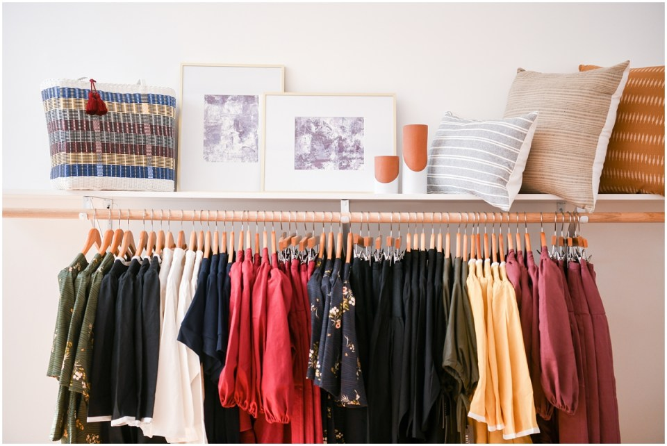 Female small business owner in Washington DC
