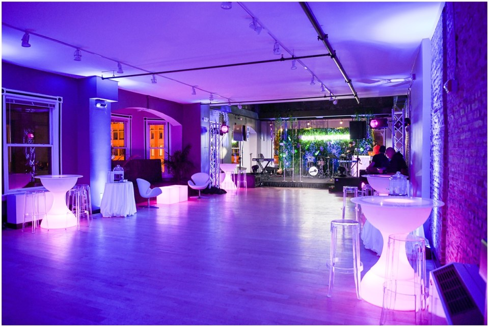 Corporate party in Washington DC