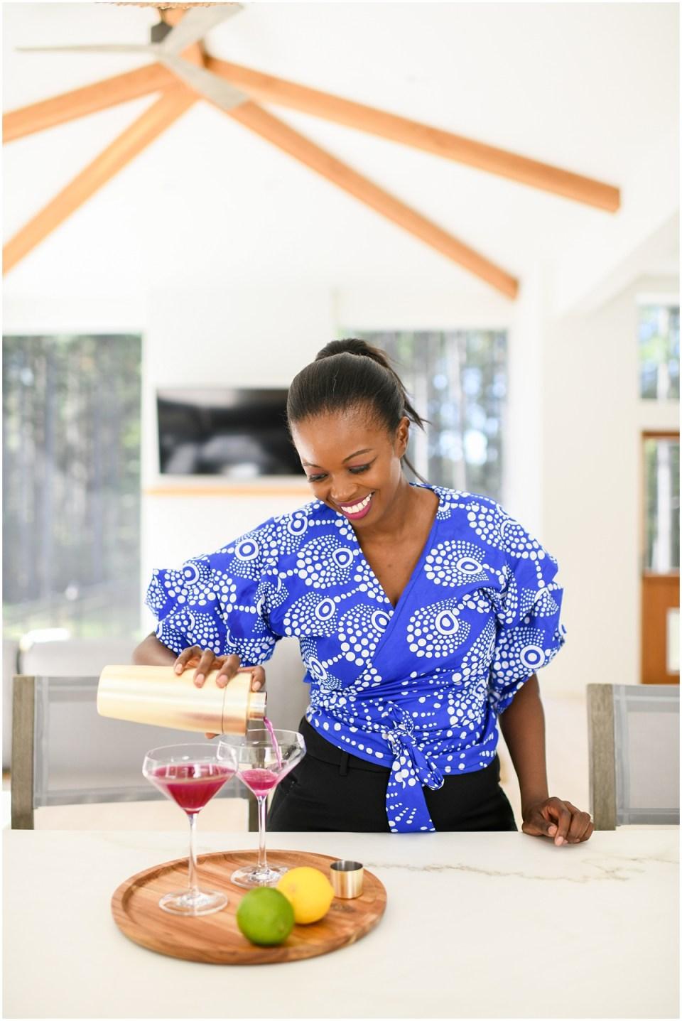 Black female entrepreneur business owner