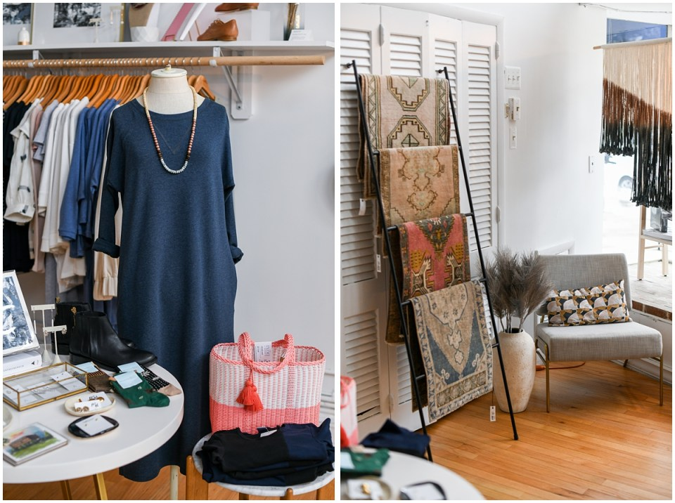 Female small business owner in Washington, DC