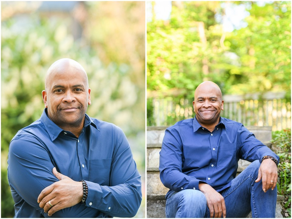 Headshot photographer for black professionals