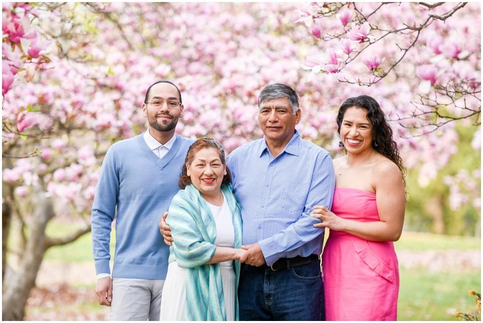 Latino family photographer