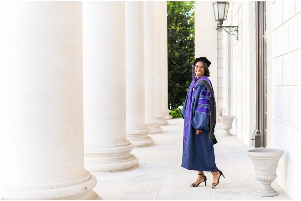 Washington DC graduation photos photographer